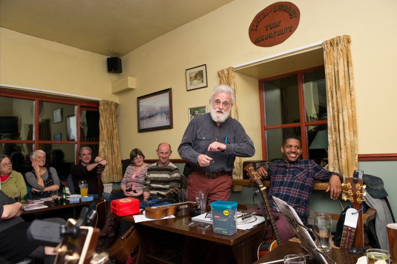 Mitcheldean Folk Club