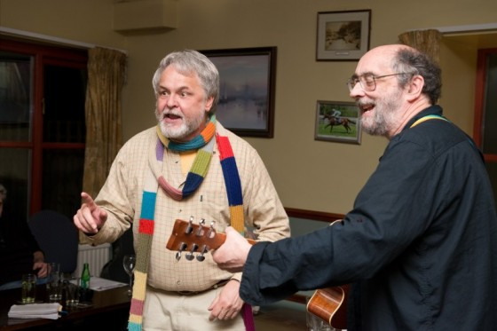 Andy Scarf and Bill Taylor