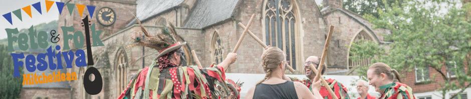 Morris Dancers header