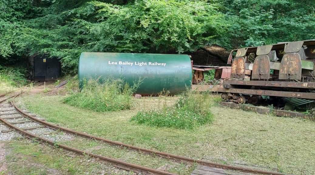 Lea Bailey Light Railway